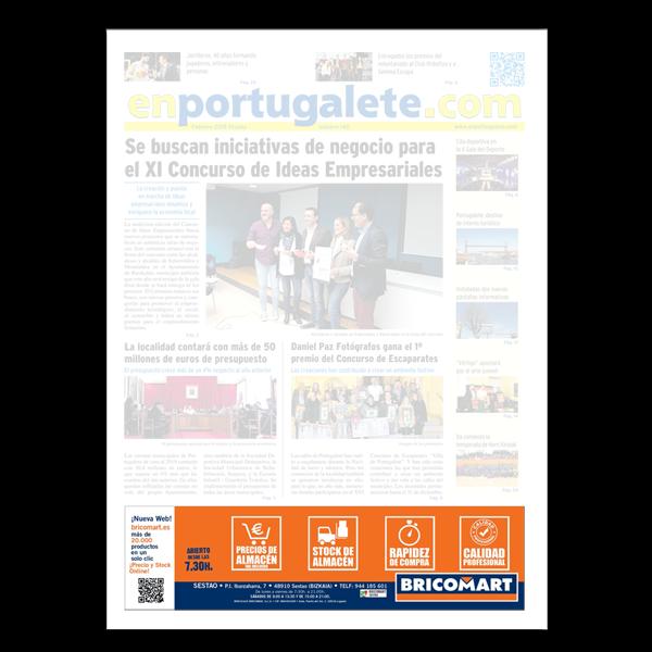 Periodico portada 5x2 enPortugalete