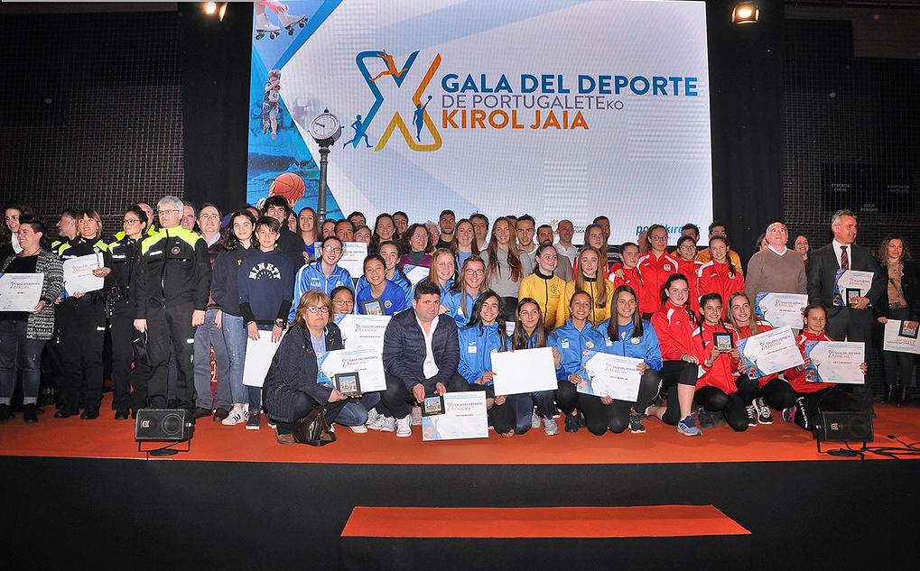 Periodico Local Portugalete Gala Deporte