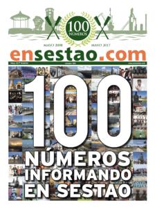 Periódico local Sestao 100 números