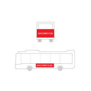 Publicidad Autobus Bilbao Bilbobus