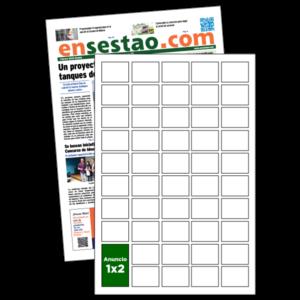 anuncio 1x2 periodico enSestao