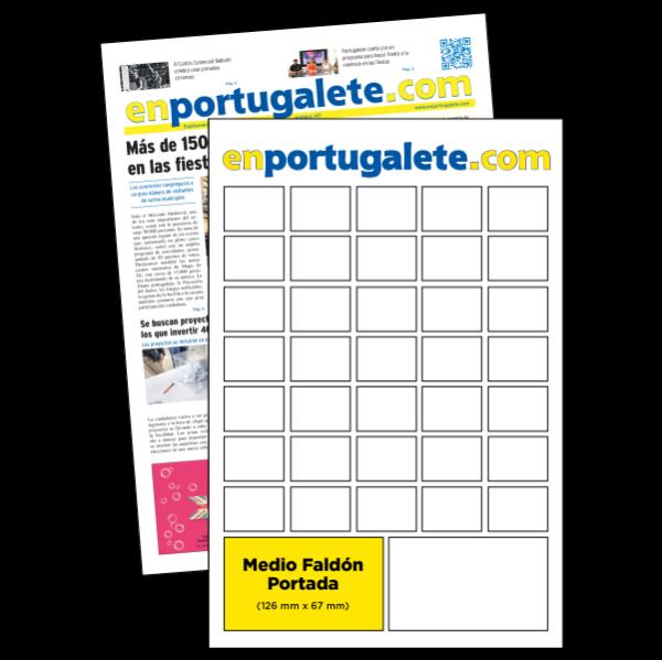 anuncio Portada 2,5x2 periodico enPortugalete