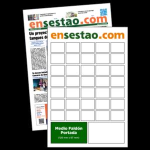 anuncio 2,5x2 Portada periodico enSestao