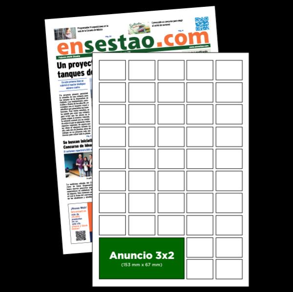 anuncio 3x2 periodico enSestao