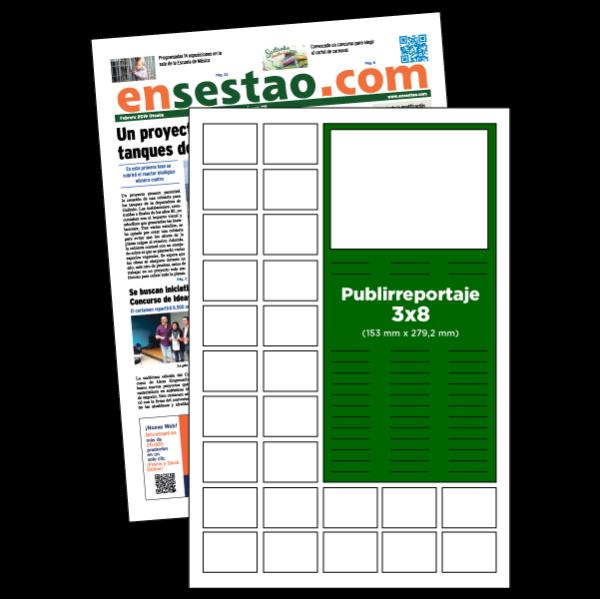 anuncio 3x8 Publirreportaje periodico enSestao