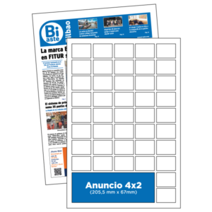 anuncio 4x2 periodico BiAste