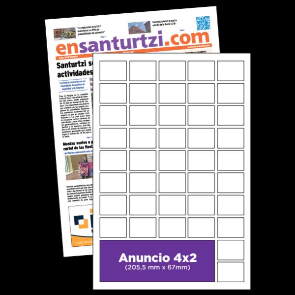anuncio 4x2 periodico enSanturtzi