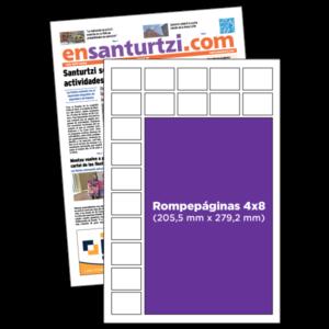 anuncio 4x8 periodico enSanturtzi
