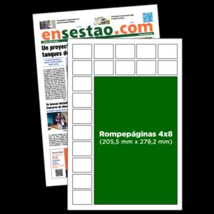 anuncio 4x8 periodico enSestao