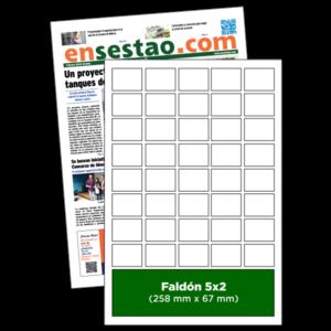 anuncio 5x2 periodico enSestao