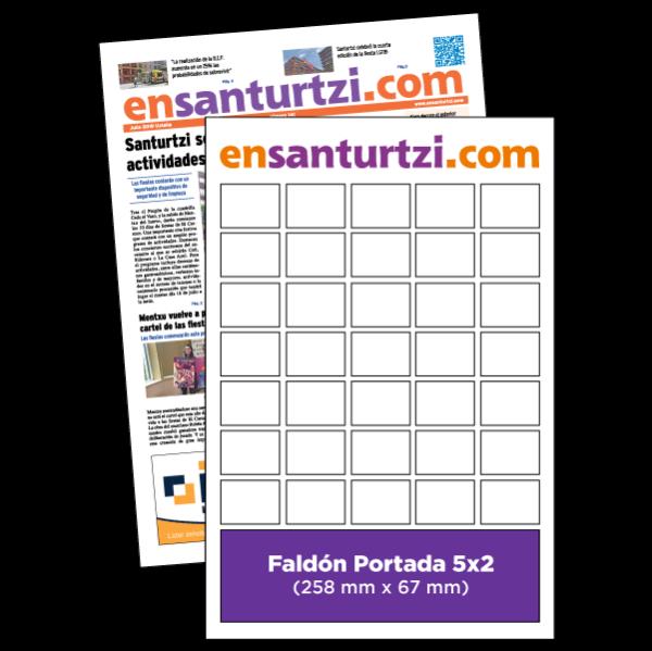 anuncio Portada 5x2 periodico enSanturtzi