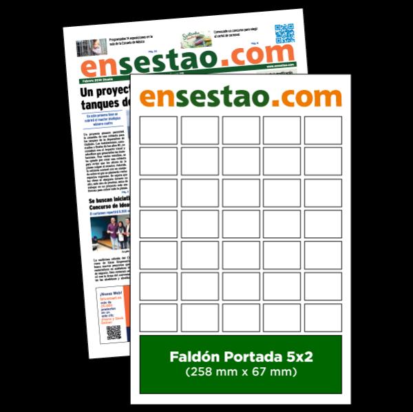 anuncio Portada 5x2 periodico enSestao