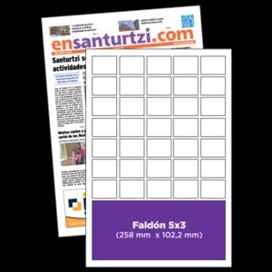 anuncio 5x3 periodico enSanturtzi