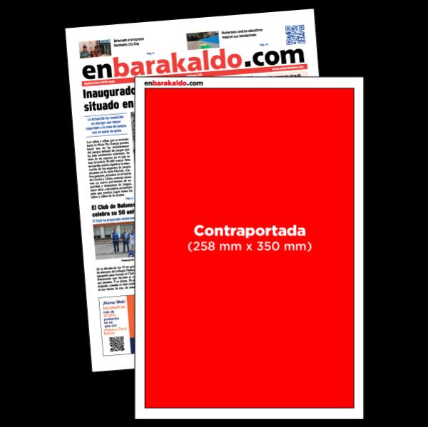 anuncio Contra periodico enBarakaldo