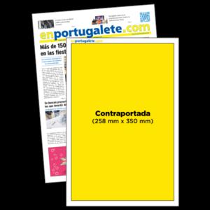 anuncio Contra periodico enPortugalete
