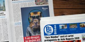Periodico Local Bilbao Anuncio Diputación