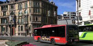 Publicidad Autobuses Bilbao