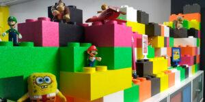 Excelencia Oficina Molona Lego