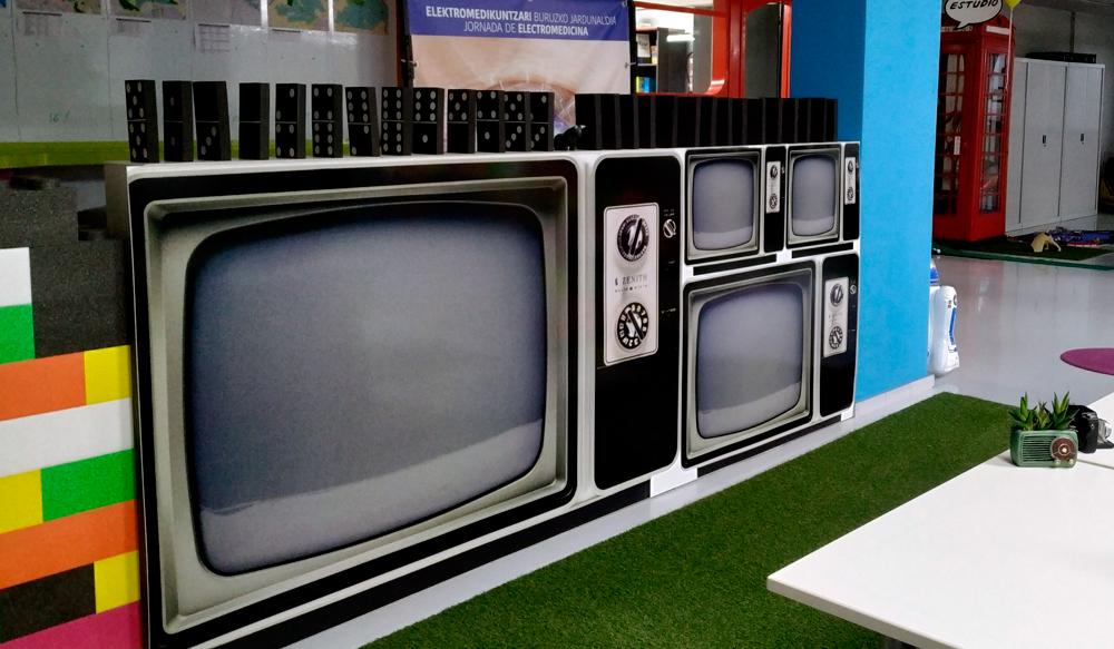 Excelencia Old Tv