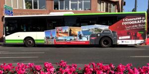 PublicidadAutobusesCFotografia