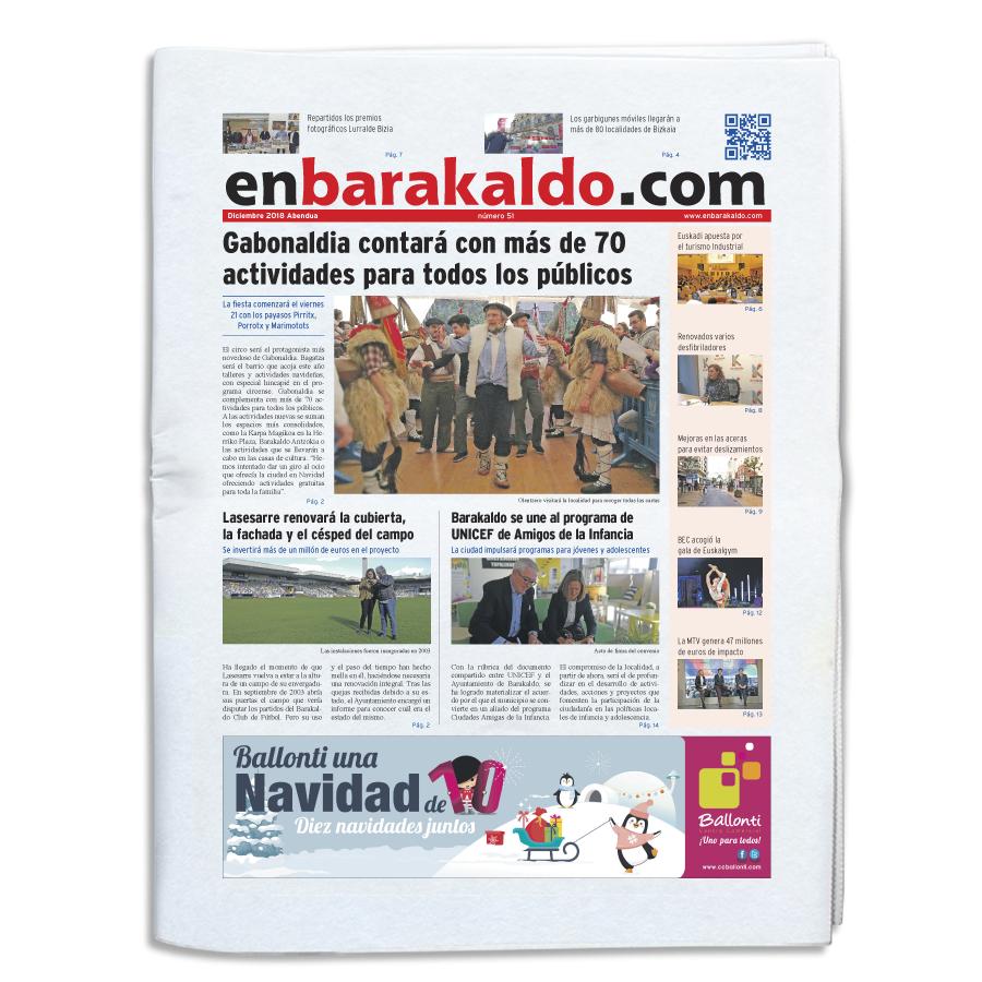 Periódico Local Barakaldo