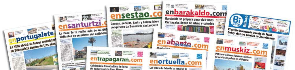Periodicos Locales Bizkaia