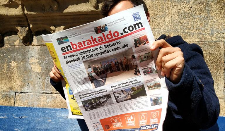 Publicidad en Barakaldo