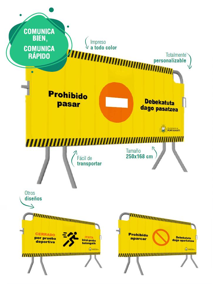 Lonas para Vallas - especial ayuntamientos