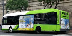 Publicidad Autobuses En Bilbao